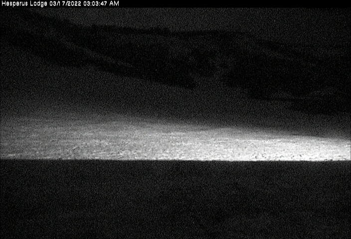 Hesperus Webcam, updated every 10 minutes